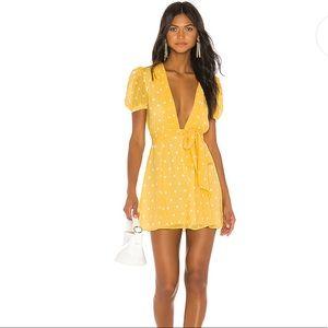 REVOLVE Carlotta Mini Dress